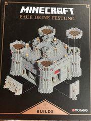 Minecraft baue deine Festung buch