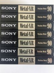 7 Sony Metal XR 90