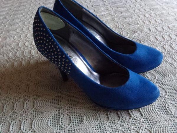 Damen-Schuhe Pumps High Heels Gr