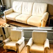 3 Sitzer Sofa 2 Sessel