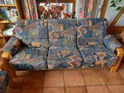 Verschenke 2 3-Sitzer Couch