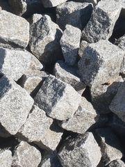 Granit Pflaster Stein Kopfsteinpflaster klein