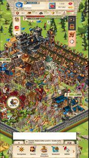 Empire Four Kingdoms Account Level