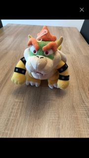 Bowser Stofftier