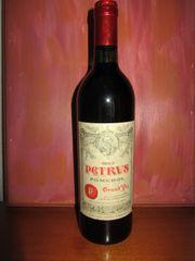 Chateau Petrus 1983 1 Flasche