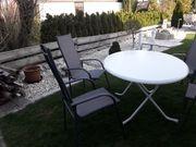 Kettler Garten Tisch 4 Stuehle