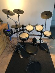 Roland V-Drums E-Drumset Roland TD-6KS mesh