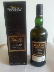 Whisky Ardbeg Twenty Something