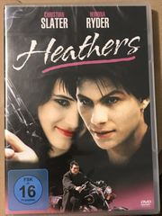 Heathers DVD Film ungeöffnet WINONA