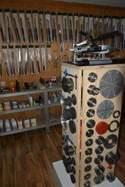 Drechselkurse - Drechselshop - Werkzeuge und Maschinen