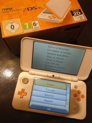 New Nintendo 2DS XL in