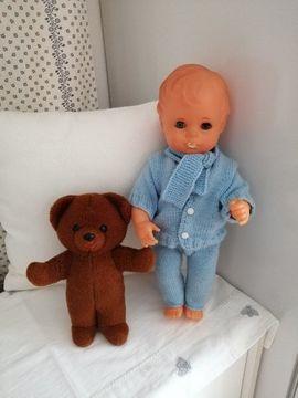 Püppchen und Teddy Bärenmarke: Kleinanzeigen aus Stutensee Büchig - Rubrik Puppen