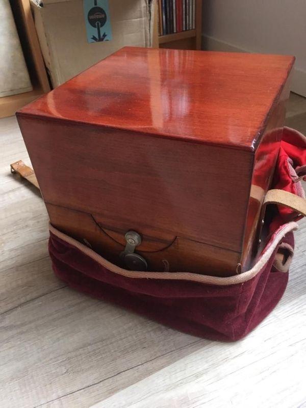 Schiffschronometer - Präzisionsinstrument