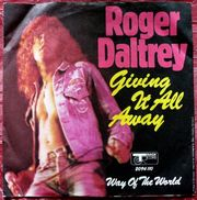 Roger Daltrey - Giving it all