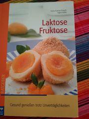 Ratgeber Buch Laktose Fruktose Unverträglichkeit