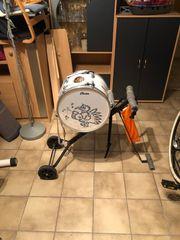 Trommelwagen für Guggenmusik ideal auch