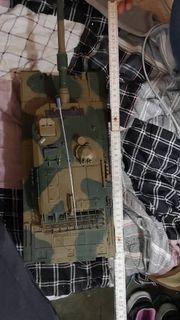 Rc Panzer mit Zubehör