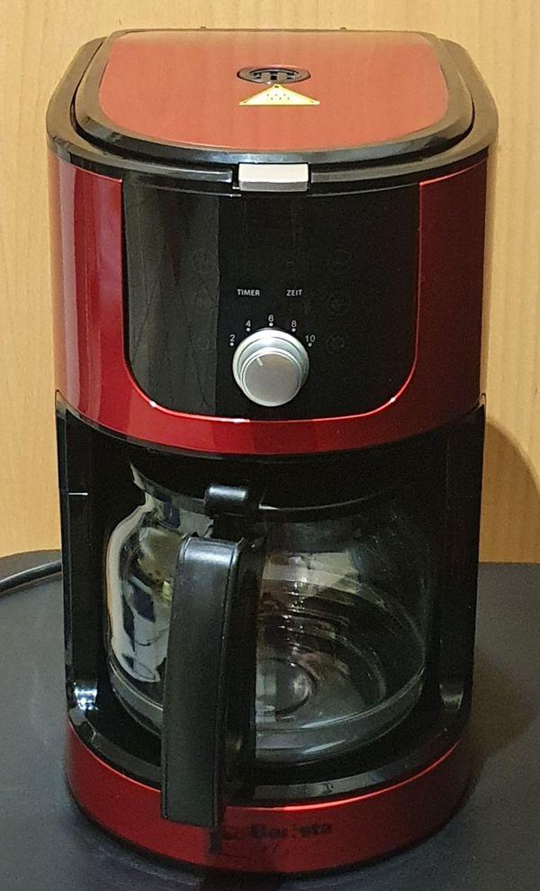 Barista Deluxe Kaffeeautomat