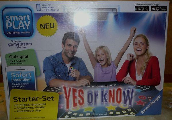 Ravensburger Brett- Spiele YES or