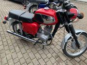 MZ TS 150 neu aufgebaut