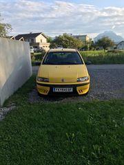 Fiat Punto vorgeführt bis 04