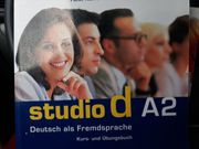 Buch Studio d A2- Deutsch