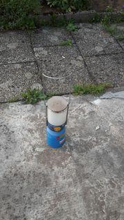 Gasofen Campinglampe