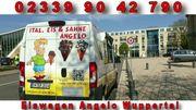 Eiswagen für Mitarbeiter Wuppertal Gevelsberg