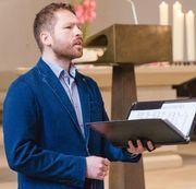 Sänger zur Hochzeit Trauung Taufe