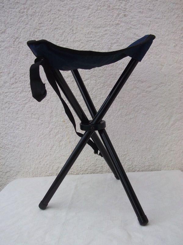 Dreibein-Hocher klappbar
