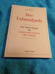 Agust Rohling Der Talmudjude zur
