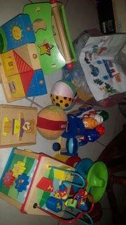 Baby Spielzeug viele Sachen