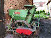 HASSIA Kartoffellegemaschine 2-reihig