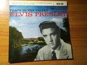 Elvis Single von 1957 mit