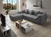 Benformato Sofa Couch Bettsofa Ecksofa-ausziehbar-