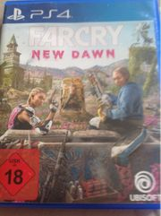 Farcry New Dawn für PlayStation