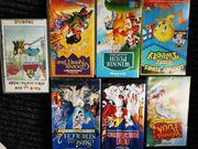 VHS Kinder Filme