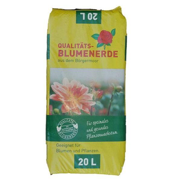 Qualitäts-Blumenerde 20 l