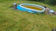 Schwimmbecken Pool ca 3 m