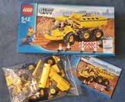 LEGO City 7631 Baustelle Kipper
