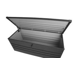 Auflagenbox Stahl graphitgrau 165 x: Kleinanzeigen aus Wietzendorf - Rubrik Gartenmöbel