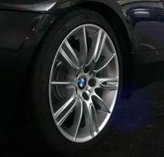 4 Aluräder Original BMW Sternspeiche