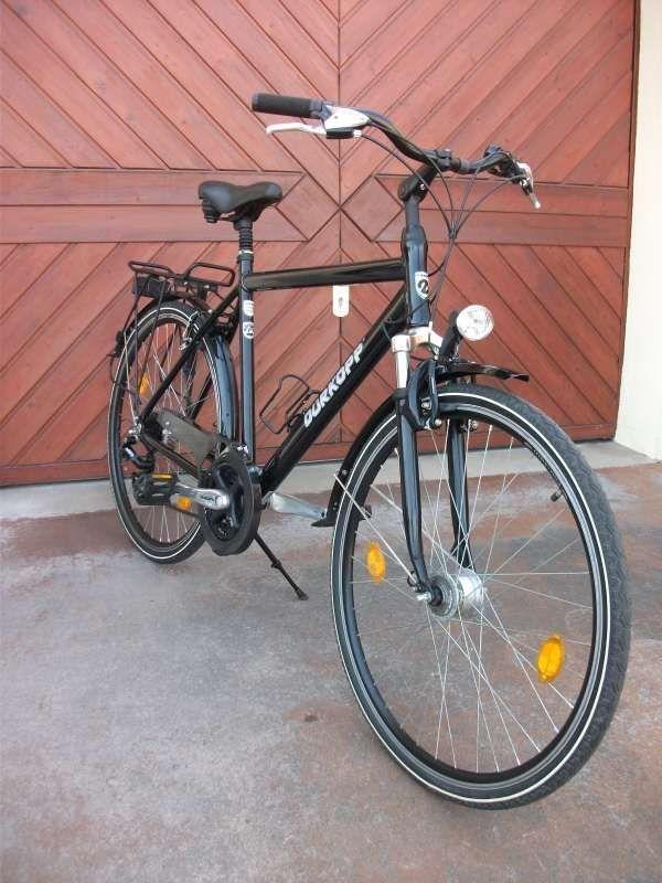 Trekking Marken Fahrrad 28 Alurahmen