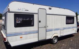 Wohnwagen - Hobby Prestige 545 TL