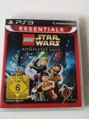 Playstation 3 Spiel Lego Star