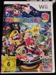 Mario Party 9 Wii WiiU