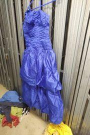Ball Kleid Blau gr 40