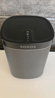 Sonos Play 1 Schwarz OVP