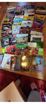 Plattensammlung alles LPs