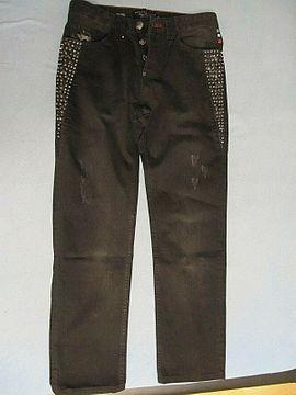 Designerbekleidung, Damen und Herren - PHILIPP PLEIN Jeans 2016 Kollektion